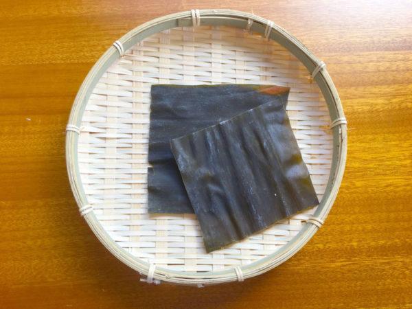『昆布問屋さん直伝』昆布水(水だし昆布)の作り方