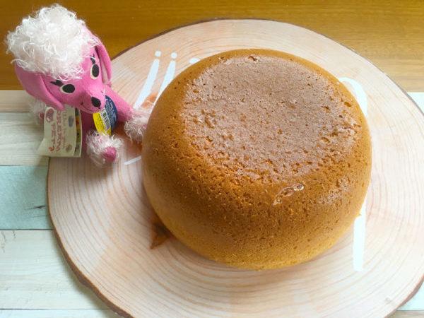 強力粉で簡単お菓子【炊飯器】で作る巨大カステラのおやつ11