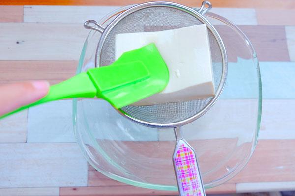 【10分で完成‼】豆腐&きな粉の『モチモチ』スイーツ簡単レシピ♪3