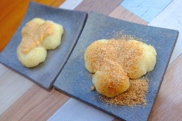 【10分で完成‼】豆腐&きな粉の『モチモチ』スイーツ簡単レシピ♪2