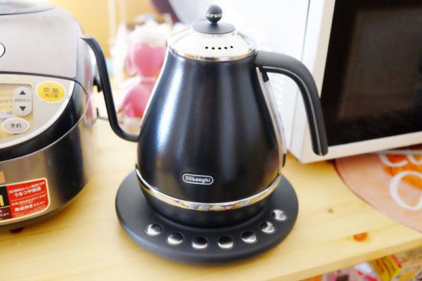 美味しいコーヒーを飲みたいなら電気ケトルにこだわるべき!