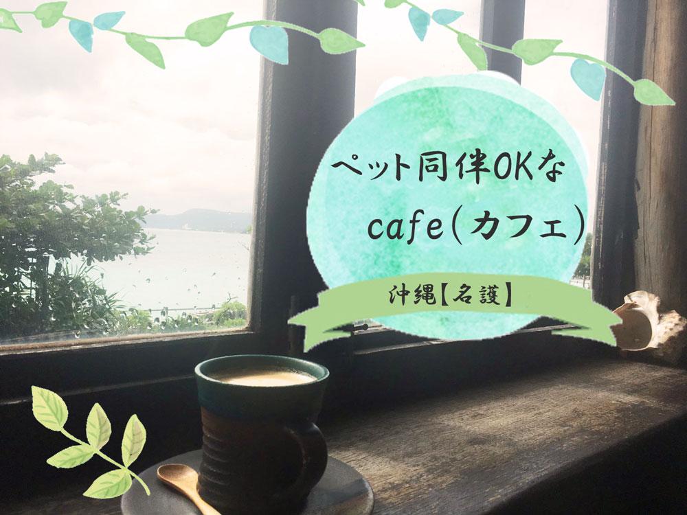 【沖縄】名護でオシャレなランチカフェができる「ペット同伴OK」のお店11