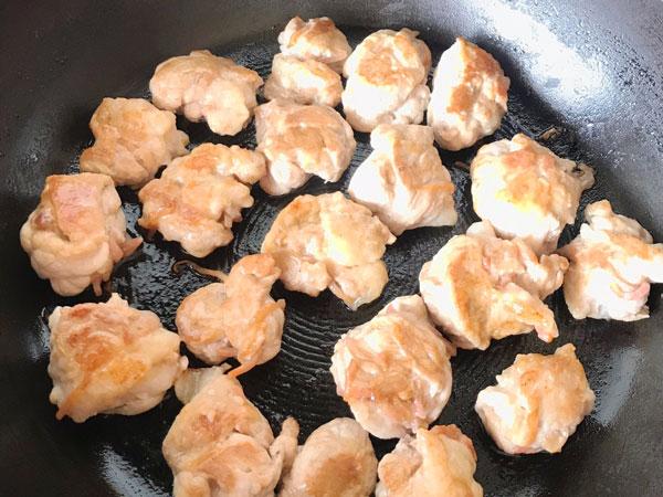 お弁当のおかずにもピッタリな『生姜焼き団子』の簡単レシピ・作り方8