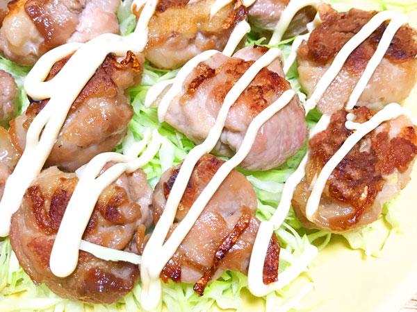 お弁当のおかずにもピッタリな『生姜焼き団子』の簡単レシピ・作り方9