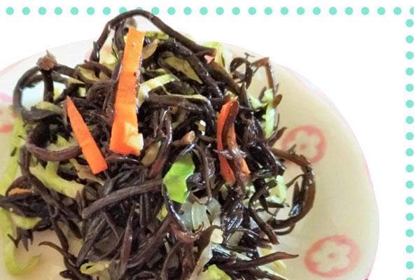 ひじきマリネの(和風)アレンジレシピ