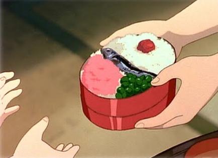 アニメ【となりのトトロの再現レシピ】サツキのお弁当